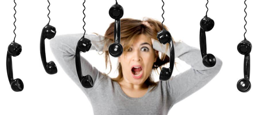 Звонят коллекторы: 5 советов для защиты от вымогателей