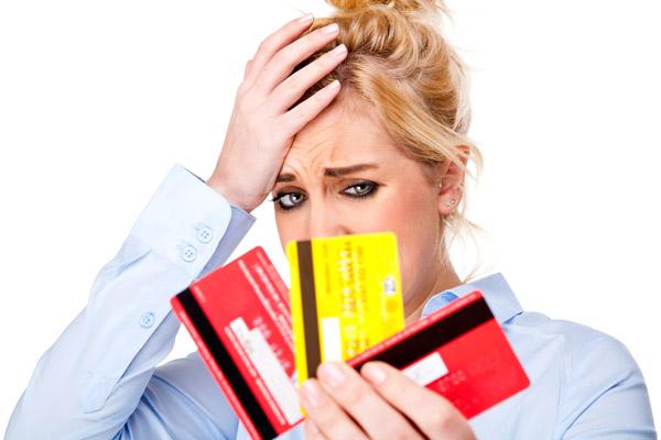 Задолженность по кредитной карте: что делать?