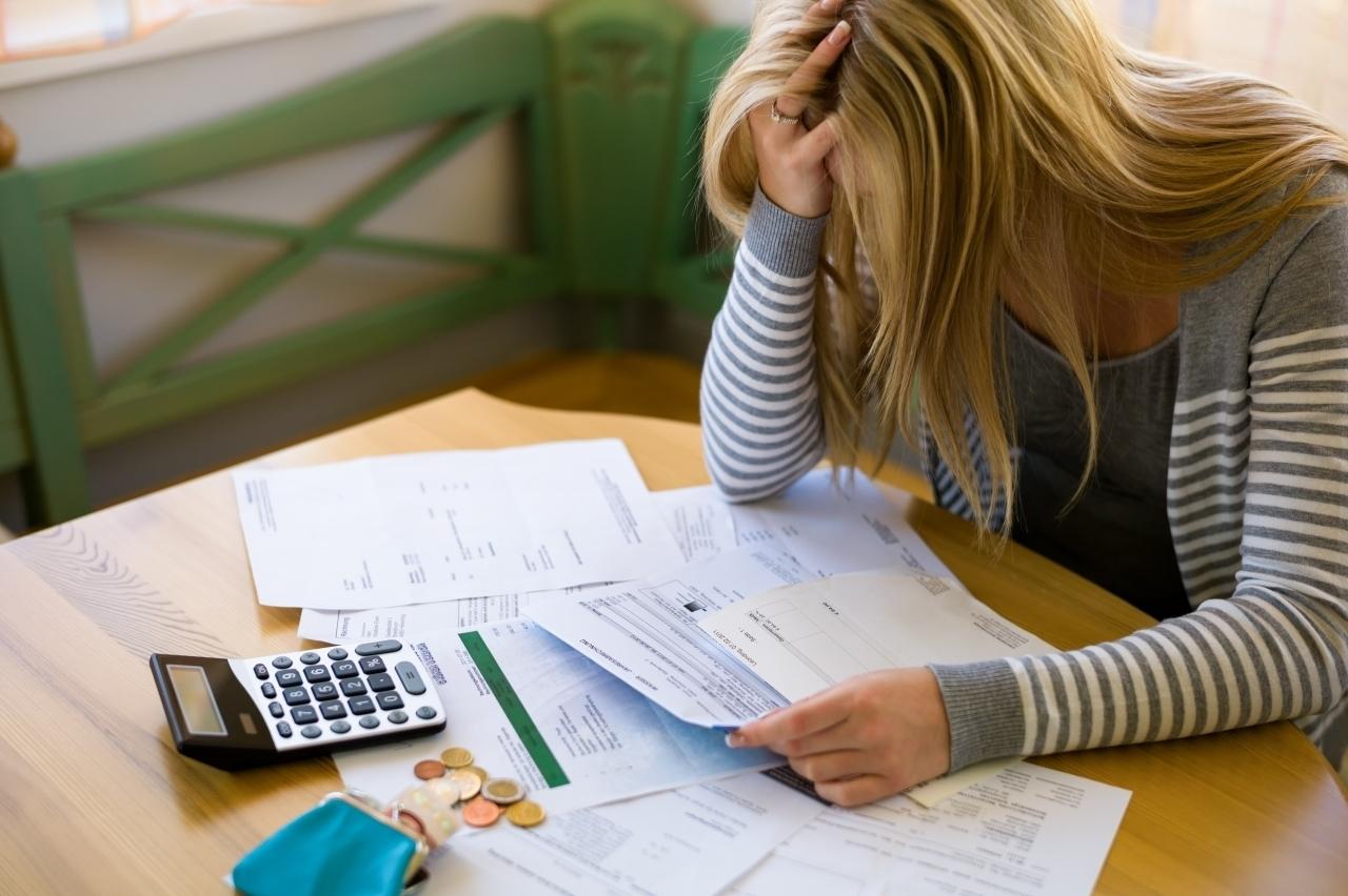 Что делать, если бывший муж не платит кредит?