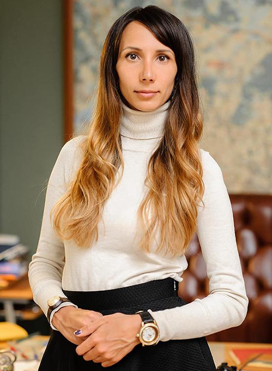 Маргарита Холостова